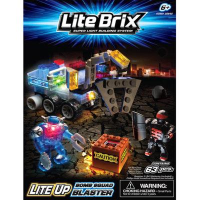 Lite Brix Bomb Squad Construction Set