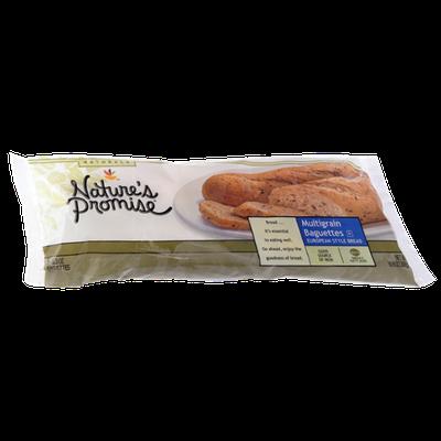 Nature's Promise Naturals Multigrain Baguettes