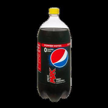 Pepsi Max® Zero Calorie