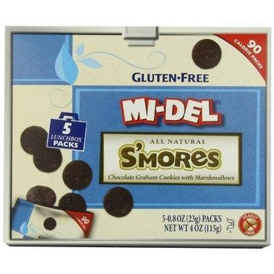Midel Gluten Free Smores Single Serve, 4 -Ounce