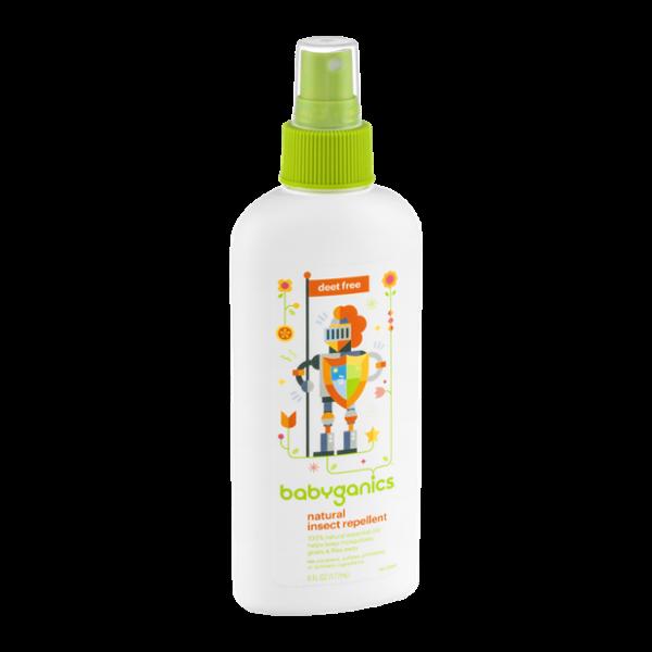 Babyganics Natural Insect Repellent Deet-Free