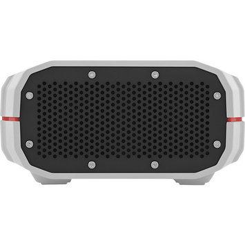BRAVEN - Portable Bluetooth Speaker - Gray/Red