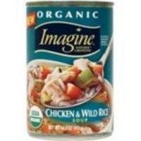 Imagine Foods Organic Soup Chicken and Wild Rice -- 14.5 fl oz