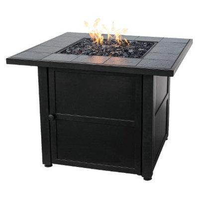 Blue Rhino Uniflame Slate Tile LP Gas Fire Pit