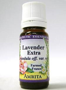 Lavender Extra (Farmed) 10 ml by Amrita Aromatherapy