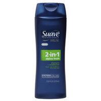 Suave® for Men Professionals 2-in-1 Shampoo and Conditioner, Alpine Fresh