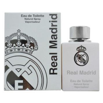 Real Madrid Eau de Toilette Spray, 3.4 fl oz