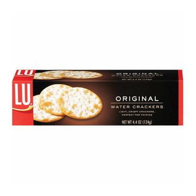 lulu pink Lu Original Water Crackers