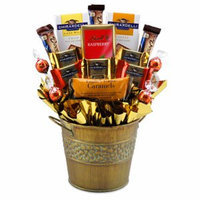 Sweets in Bloom Chocolate Fantasy - Gourmet Chocolate Bouquet