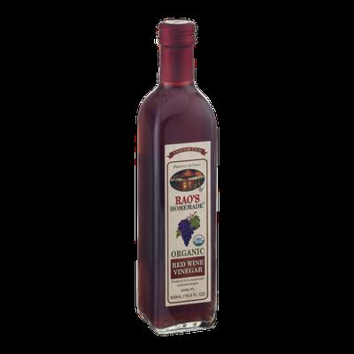 Rao's Homemade Organic Red Wine Vinegar