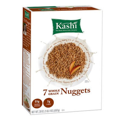 Kashi 7 Whole Grain Cereal Nuggets