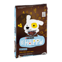 Purina BeHappy Adult Dog Food Beef Flavored