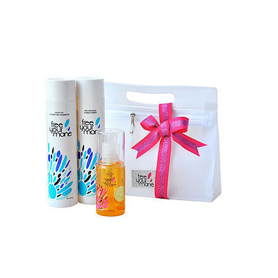 Free Your Mane Holiday Gift Set