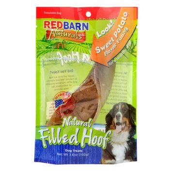 Redbarn Naturals Filled Hoof Dog Treat