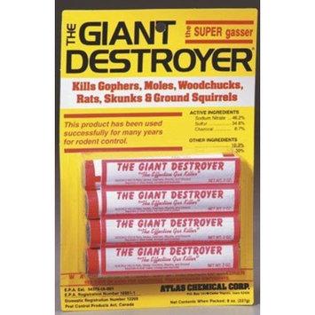 Atlas Giant Destroyer Pk/4 (Pack Of 12)