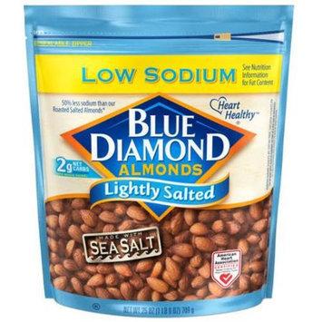 Blue Diamond Lightly Salted Almonds, 25 oz