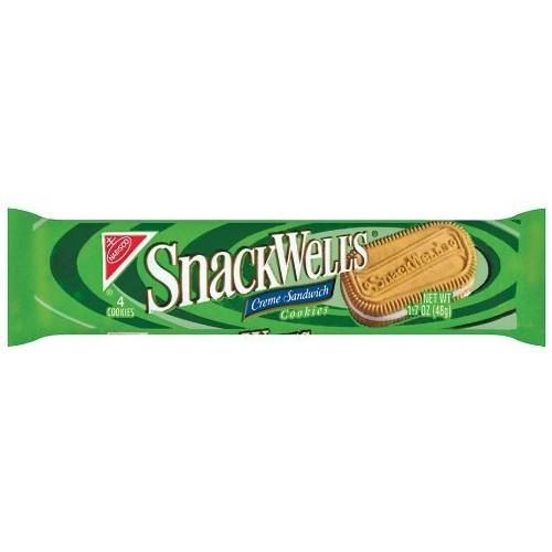 Snackwell's Chocolate Sandwich Cookies