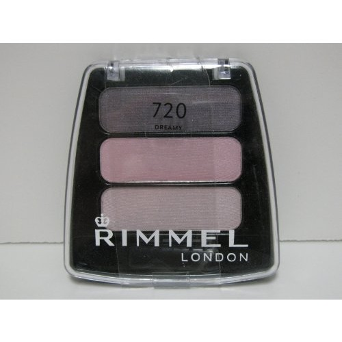 Rimmel London Colour Rush Eye Shadow Trio, Dreamy