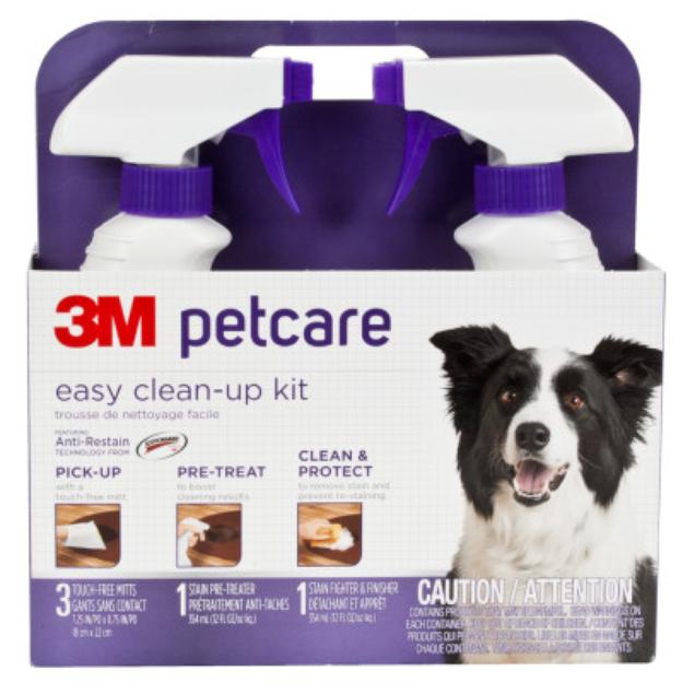 3M Petcare Pet Clean-up Kit