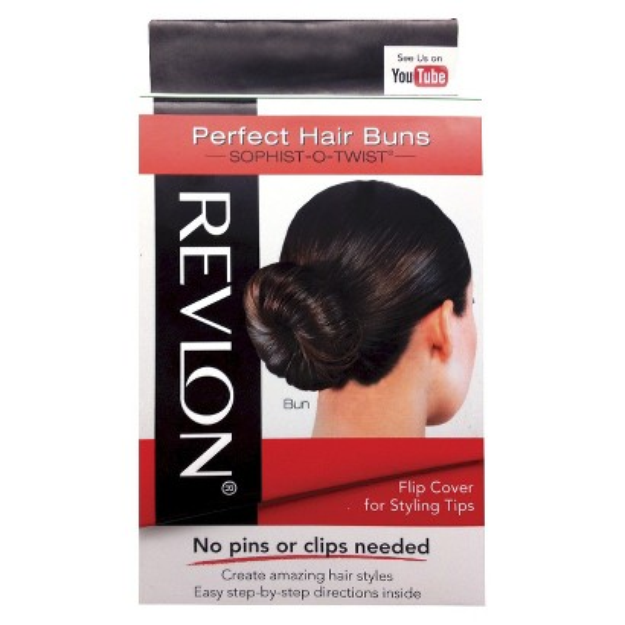 Revlon Sophist-O-Twist Perfect Hair Bun Maker