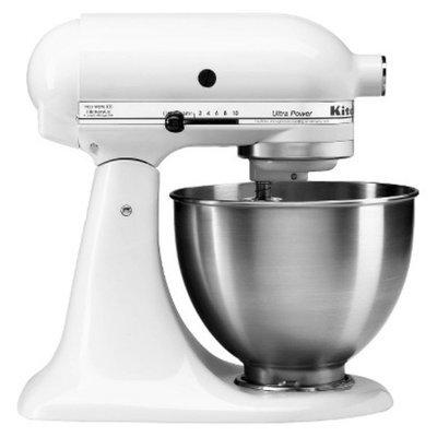 KitchenAid 4.5 qt. Ultra Power Stand Mixer - White