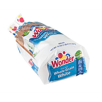 Wonder Bread Whole Grain White