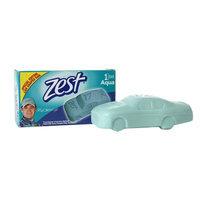 Zest Bar Soap Special Edition Car Shaped Aqua