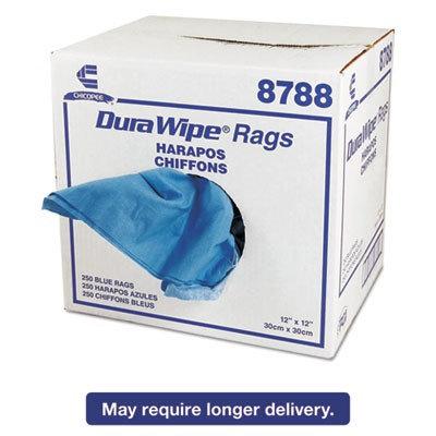 Chix DuraWipe General Purpose Towel in Blue