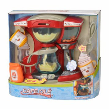 Cook N' Kitchen Coffee Bar With Light and Sound Ages 3 +, 1 ea