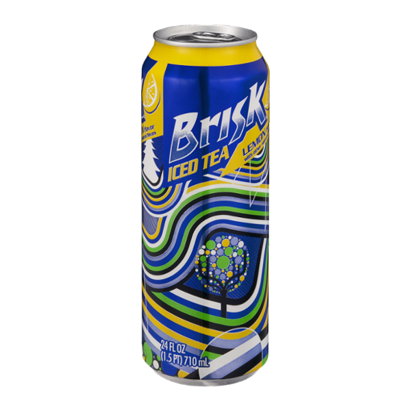 Brisk Iced Tea Lemon