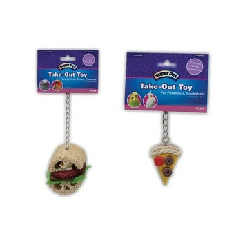Super Pet Avian Take Out Toy