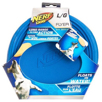 NERF Dog Nerf Rubber Flying Disc Dog Toy: 9