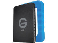 G-technology 500GB G-DRIVE ev RaW USB 3.0 Solid-State Drive