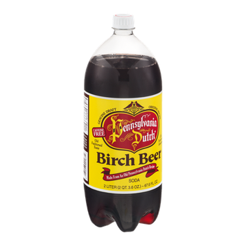 Pennsylvania Dutch Birch Beer Caffeine Free