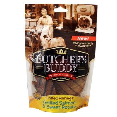 Butcher's Buddy Grilled Pairings, Salmon & Sweet Potato, 6 oz