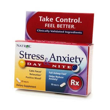 Natrol Stress & Anxiety Day & Nite