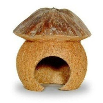 Natures Instinct Coco Tiki House 9.5 x 6.5 x 6in