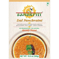 Sanskriti Dal Panchratni, 10.6-Ounce Packages (Pack of 6)