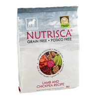 Nutrisca Premium Dog Food Lamb and Chickpea Recipe