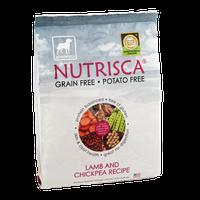 Nutrisca Premium Dog Food Lamb and Chickpea Recipe