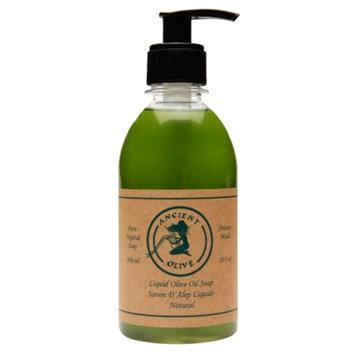 Ancient Olive Natural Olive Oil & Laurel Oil Liquid Soap, Natural, 10.1 oz