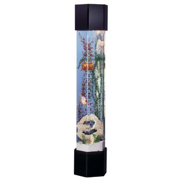 Midwest Tropical HT-1 16 in. Hexaround Aqua Tower