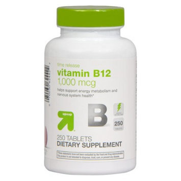 up & up up&up B12 1000 mcg Tablets - 250 Count