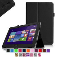 Fintie Folio Case Premium Vegan Leather Cover For Dell Venue Pro11-2500 64 GB Tablet