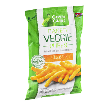Green Giant® Baked Veggie Puffs Cheddar