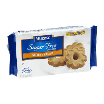 Murray Sugar Free Cookies Shortbread