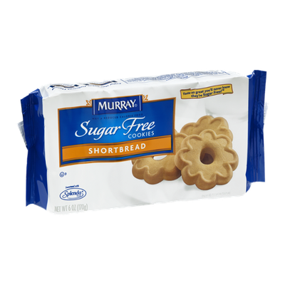 Murray Sugar Free Cookies Shortbread