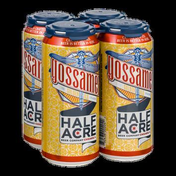 Half Acre Gossamer Golden Ale
