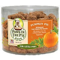 Ark Lighting Paws In The Pie-Pumpkin Small Ark Naturals 2 oz Snack