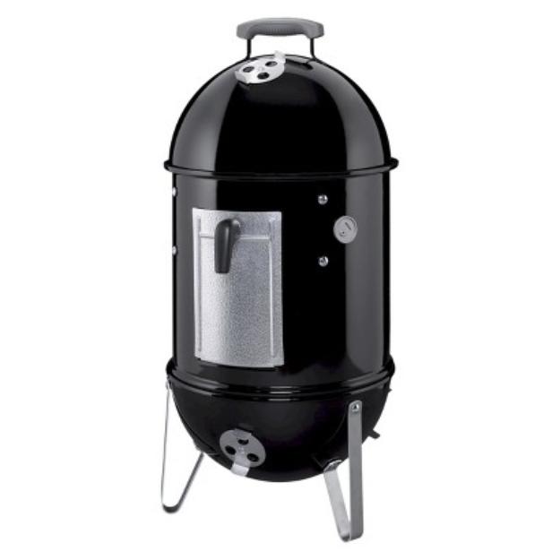 Weber Smokey Mountain Cooker Smoker- 14.5